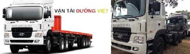 Đường Việt - Dịch vụ cho thuê xe tải chở hàng tphcm uy tín