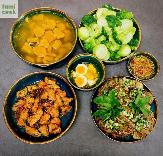 Famicook - Trang web dạy nấu ăn