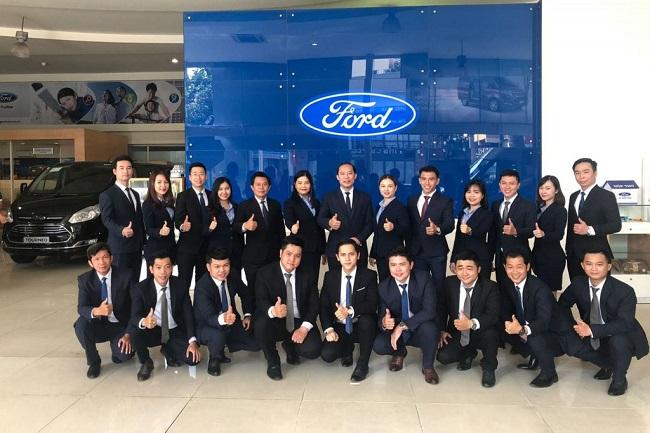 Ford Cao Thắng - Showroom ô tô ở TPHCM