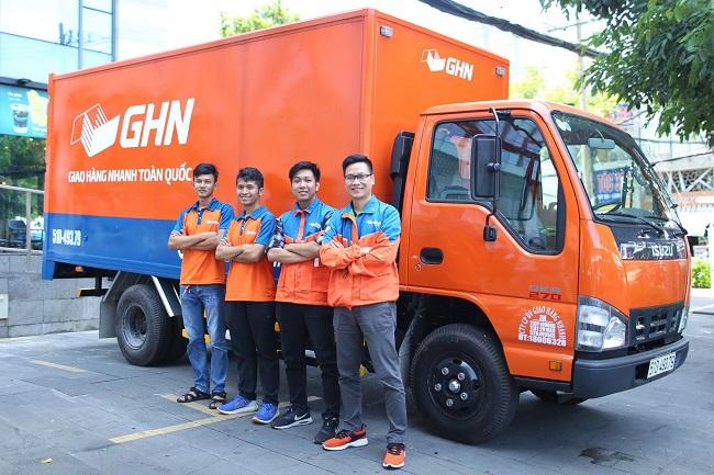 GHN - Dịch vụ chuyển phát nhanh Đà Nẵng