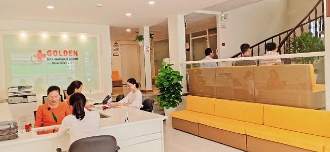 Phòng khám Đa khoa Quốc tế Golden Healthcare - Địa chỉ khám mắt ở TPHCM