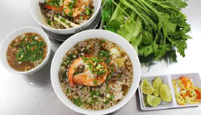 Hủ tiếu Nam Vang Đạt Thành - Quán ăn sáng quận 5