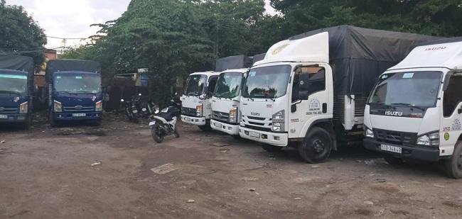 Hưng Nguyên - Dịch vụ thuê xe tải chở hàng giá rẻ