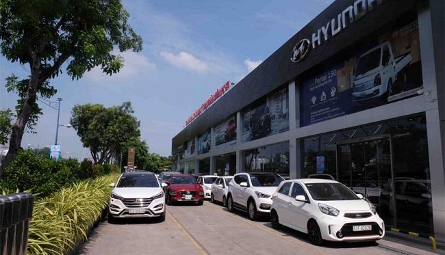 Hyundai Trường Chinh - Showroom ô tô ở TPHCM