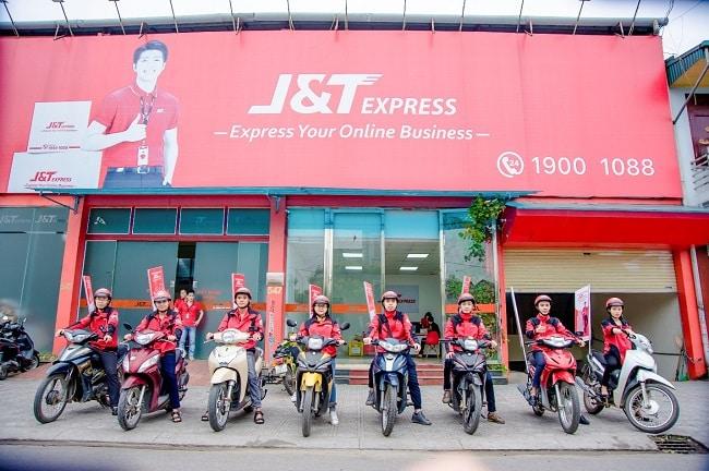 J&T Express - Dịch vụ chuyển phát nhanh Đà Nẵng