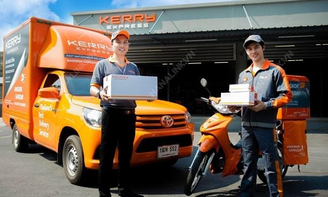 Kerry Express - Dịch vụ chuyển phát nhanh Đà Nẵng