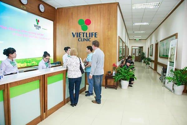 địa chỉ khám phụ khoa uy tín ở hà nội - Phòng khám Đa khoa Vietlife