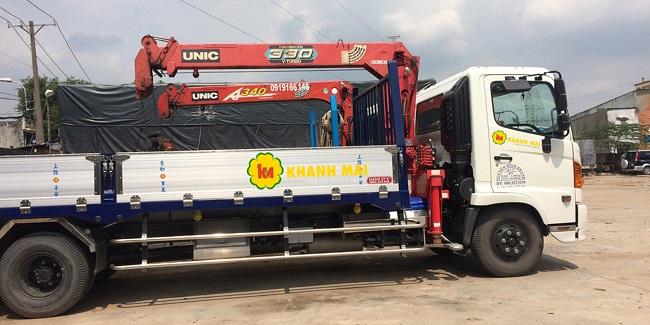 Khánh Mai - Dịch vụ xe cẩu TPHCM