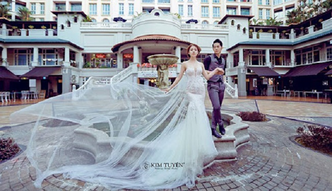 Kim Tuyến Bridal - Cửa hàng cho thuê váy cưới tại TPHCM