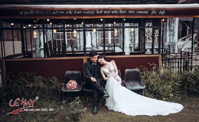 Áo cưới Lê Huy - Cửa hàng cho thuê váy cưới tại TPHCM