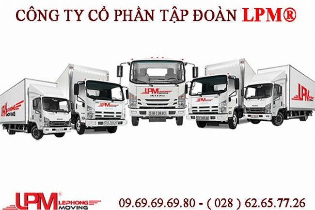 Lê Phong Moving - Dịch vụ cho thuê xe tải
