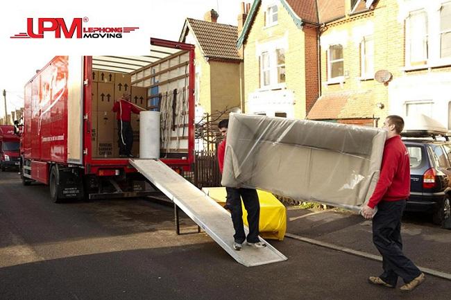 Lê Phong Moving - Dịch vụ chuyển kho xưởng trọn gói