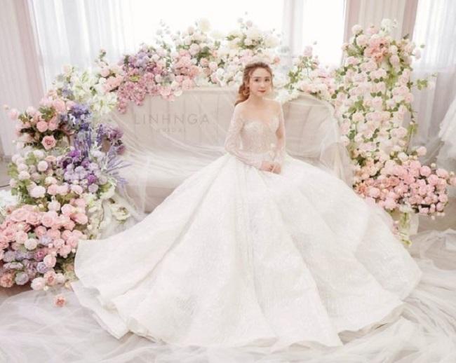 Linh Nga Bridal - Địa chỉ cho thuê váy cưới tại TPHCM