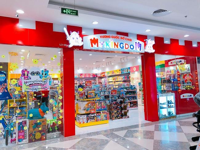 Cửa hàng My Kingdom - Cửa hàng đồ chơi mẫu giáo
