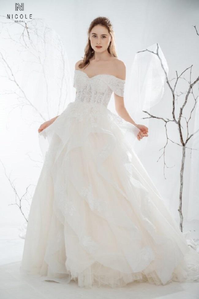 Nicole Bridal - Địa chỉ cho thuê áo cưới tại TPHCM
