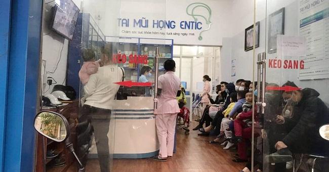 Phòng khám Tai Mũi Họng ENTIC - Địa chỉ khám Tai Mũi Họng