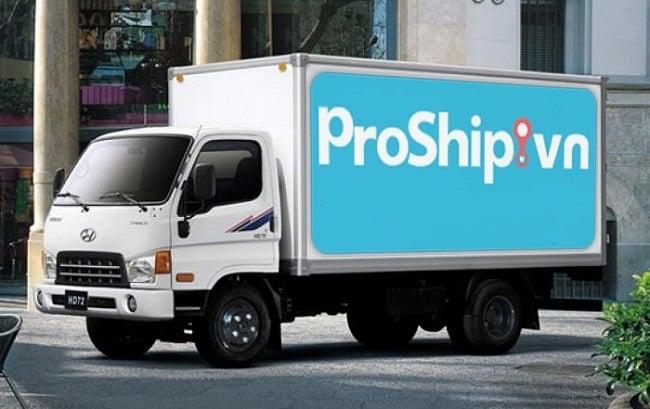 Proship - Chành xe Sài Gòn Biên Hòa