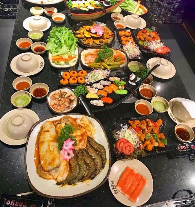 Quán ăn vặt ngon ở quận 10 rẻ nhất