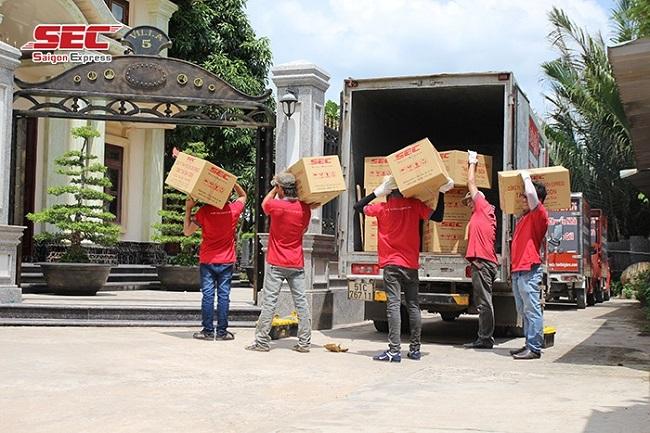 Sài Gòn Express - Dịch vụ chuyển kho xưởng trọn gói