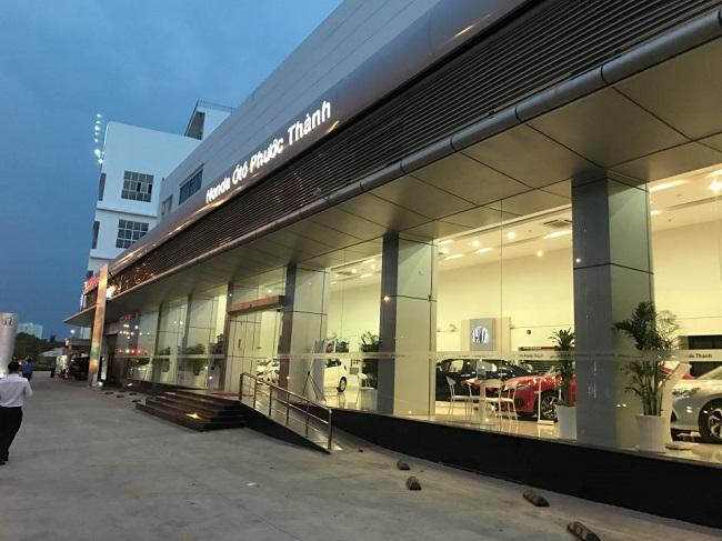 Ô tô Phước Thành - Showroom ô tô TPHCM