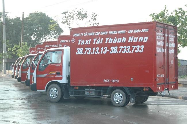 Thành Hưng - Xe tải chở hàng giá rẻ