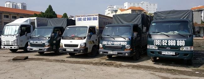 Thành Phương - Thuê xe tải chở hàng