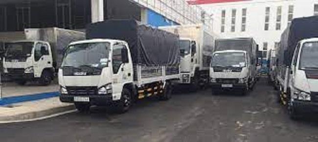 Thành Tâm - xe tải chở hàng giá rẻ tphcm