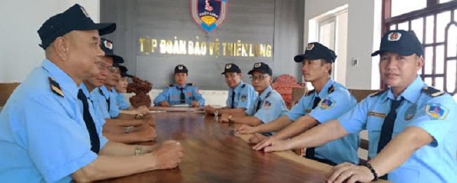 Công ty Dịch vụ Bảo vệ Đồng Nai Thiên Long - Công ty dịch vụ bảo vệ Biên Hòa - Đồng Nai