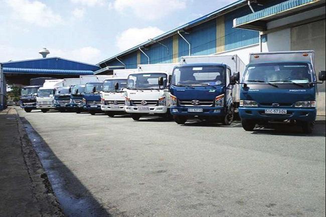 Tiến Cường 24h - Thuê xe tải chở hàng