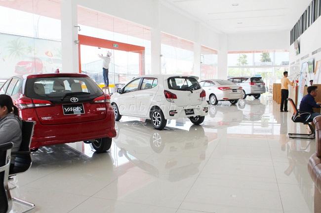Toyota An Thành FuKuShiMa - Showroom ô tô TPHCM