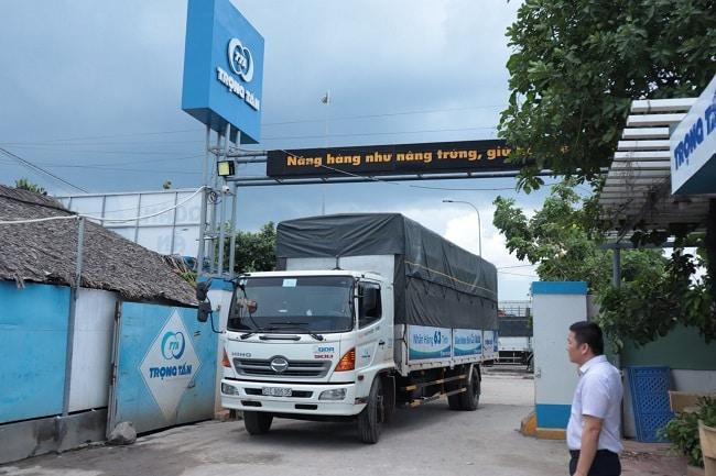 Vận Tải Trọng Tấn - Chành xe Sài Gòn Biên Hòa
