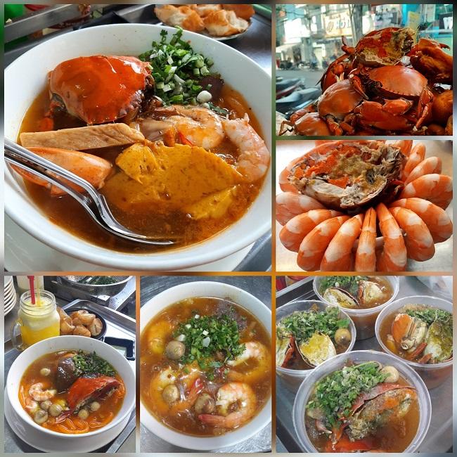 Tứ Ký Quán - Quán bánh canh cua quận 10