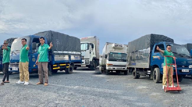 Vận Tải 247 - Dịch vụ chuyển kho xưởng trọn gói