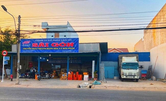 Vận tải Sài Gòn - Chành xe Sài Gòn - Biên Hòa