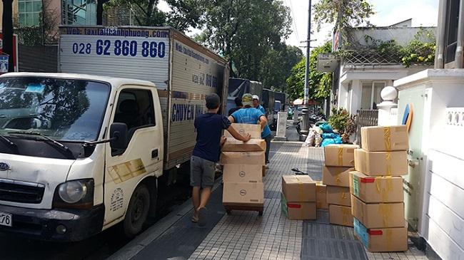 Vận Tải Thành Phương - Dịch vụ chuyển kho xưởng trọn gói
