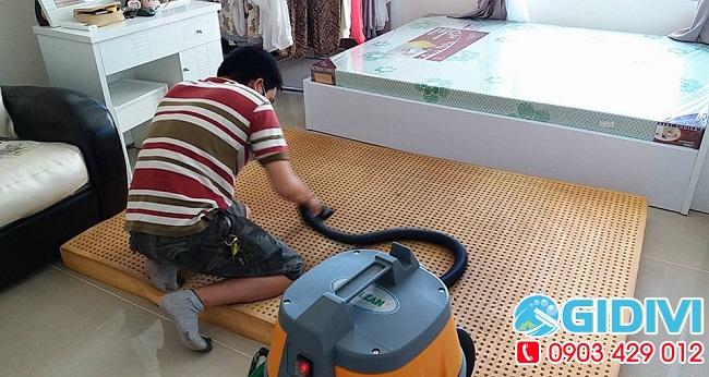 GiDiVi - Giặt nệm tại TPHCM