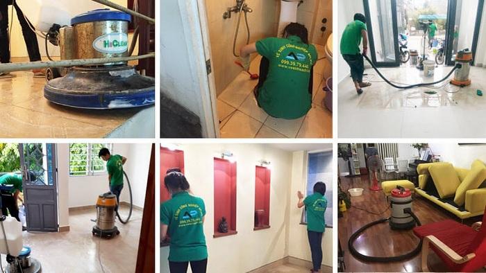 công ty dịch vụ vệ sinh tại tphcm Aplite Việt Nam – Bình Thạnh