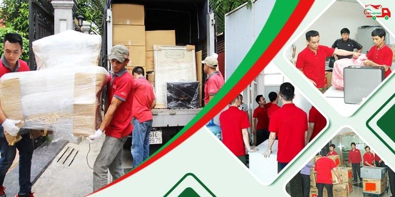 Chuyển kho xưởng trọn gói tphcm Viet Moving