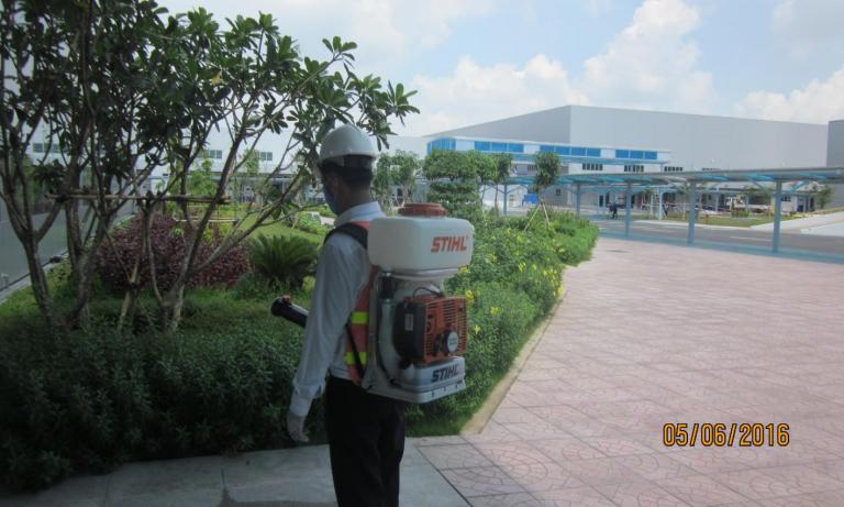 Công ty diệt muỗi tphcm Hùng Thịnh