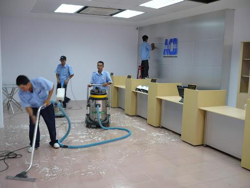 Công Ty vệ sinh công nghiệp tphcm Cleanhouse