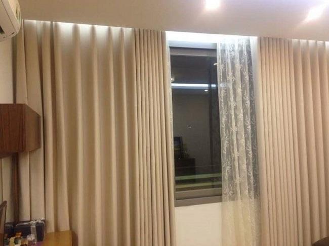 Dịch vụ giặt rèm cửa tại nhà uy tín nhất TPHCM