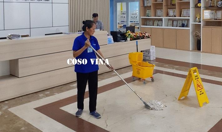 công ty dịch vụ vệ sinh tại tphcm CÔ SÔ VIỆT NAM – Quận 9