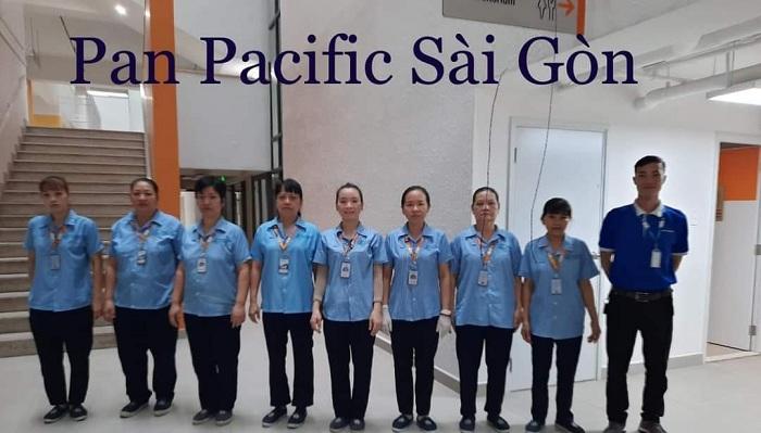 CTCP Dịch Vụ Vệ Sinh Pan Pacific Sài Gòn – Gò Vấp