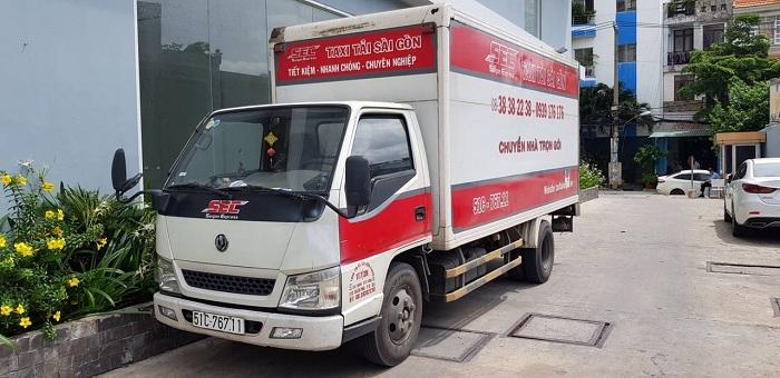 Công ty cho thuê xe tải chở hàng tphcm Saigon Express