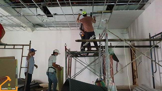 Sửa nhà 24h - Dịch vụ sửa nhà giá rẻ