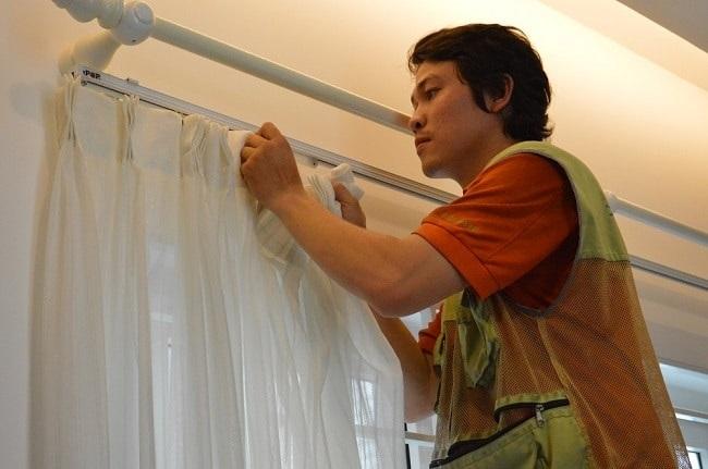 Toàn Tâm - Dịch vụ giặt rèm cửa