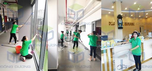 Công Ty TNHH vệ sinh công nghiệp tphcm Đông Dương