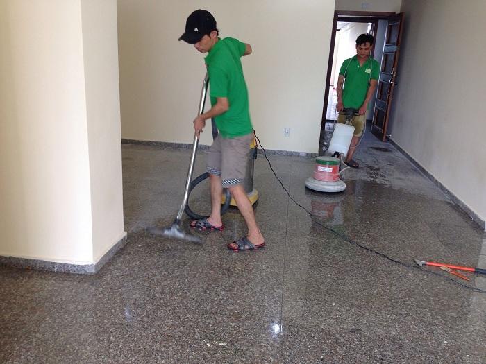Công Ty vệ sinh công nghiệp tphcm Hưng Gia Khánh