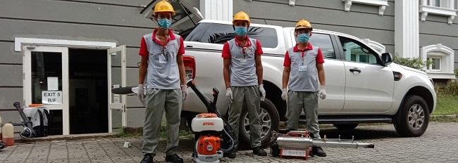 Vinpest - Công ty diệt côn trùng Đà Nẵng