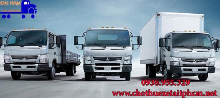 Vận Tải Đại Nam cung cấp xe tải chở thuê tphcm uy tín